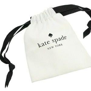 kate spade Jewelry - ♠️Kate Spade 1 in a million mismatch earrings